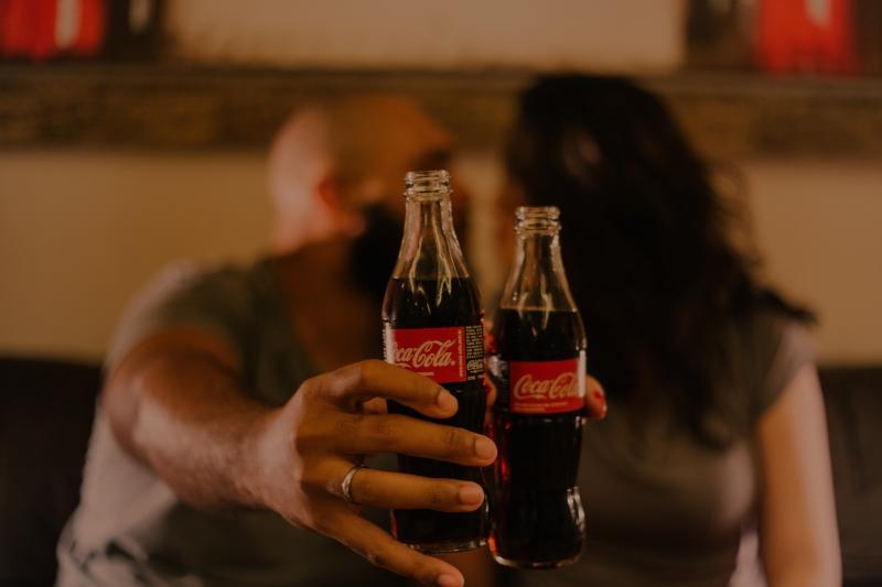 可口可樂的#ShareACoke是值得參考的例子